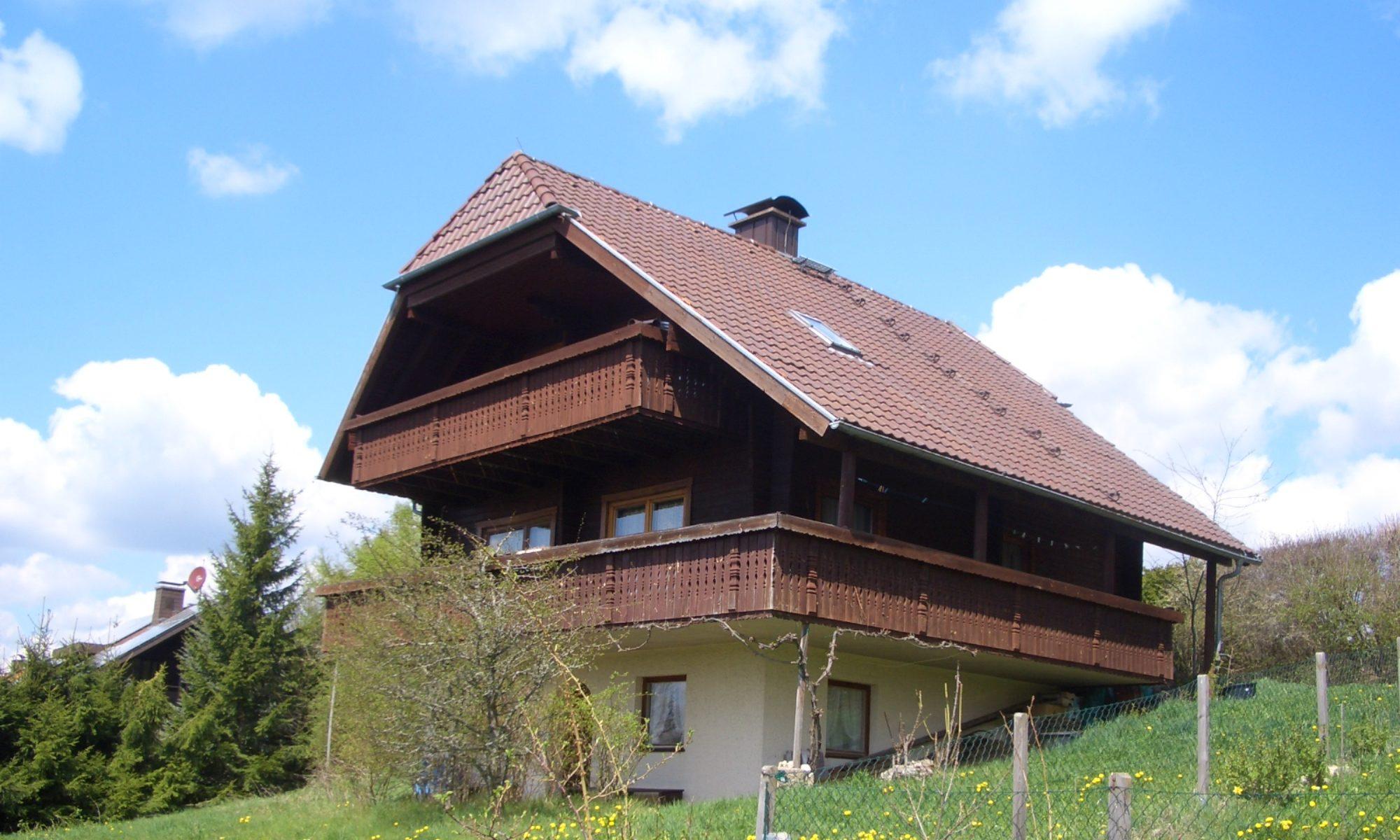 Ferienhaus Rübezahl